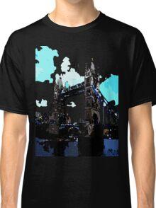 London Tower Bridge UK Classic T-Shirt