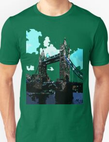 London Tower Bridge UK Unisex T-Shirt