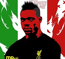 Super Mario Balotelli by aredie19