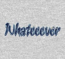 whatever txt graphic art One Piece - Long Sleeve