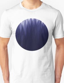 Shady Landscape (Blue) T-Shirt