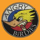 Angry Birdies Band T by G. Patrick Colvin