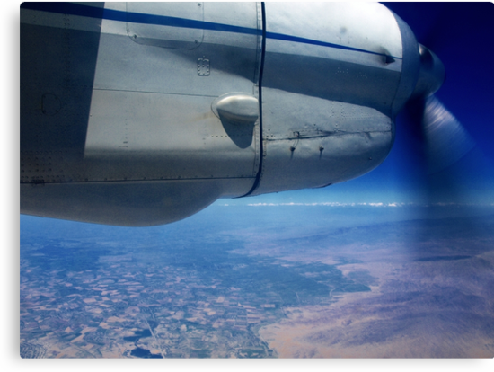 In flight by heinrich