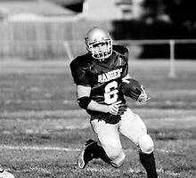 RB for the Touchdown! by Brenton Ford