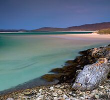 What a Beautiful Day, Isle of Harris by Michael Treloar