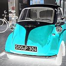 BMW Isetta by ©The Creative Minds