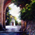 Italy (Fossanova) by Ivana Pinaffo