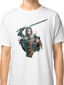 Ciri - The Witcher Wild Hunt Classic T-Shirt