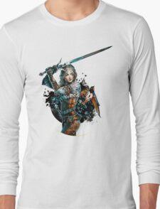 Ciri - The Witcher Wild Hunt Long Sleeve T-Shirt