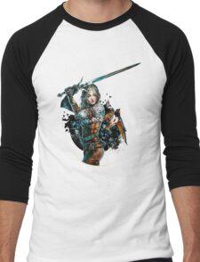 Ciri - The Witcher Wild Hunt Men's Baseball ¾ T-Shirt