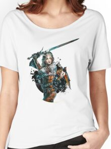 Ciri - The Witcher Wild Hunt Women's Relaxed Fit T-Shirt