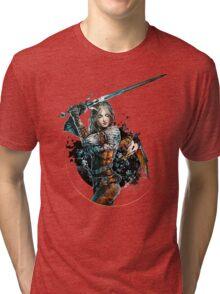 Ciri - The Witcher Wild Hunt Tri-blend T-Shirt