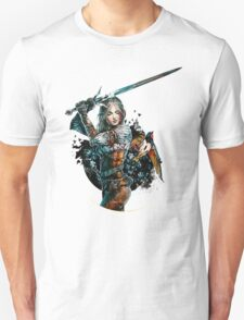 Ciri - The Witcher Wild Hunt T-Shirt