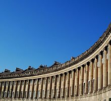 The Royal Crescent by Andy Clist