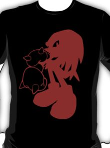 Knucklepunched (Red) T-Shirt