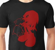 Knucklepunched (Red) Unisex T-Shirt