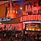 Moulin Rouge by Daniel Chang