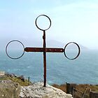 Iron Cross - Cill Railiag, Co Kerry, Eire by Yvonne North Moorhouse