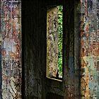 Graffiti Window by Julesrules