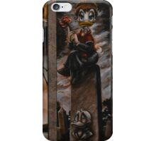 Halloween Haunted Mansion/Haunted House Stretching Portraits iPhone Case/Skin