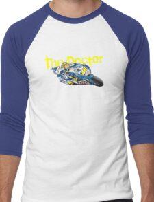 The Doctor. Valentino Rossi Men's Baseball ¾ T-Shirt