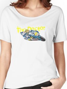 The Doctor. Valentino Rossi Women's Relaxed Fit T-Shirt