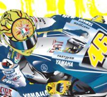 The Doctor. Valentino Rossi Sticker