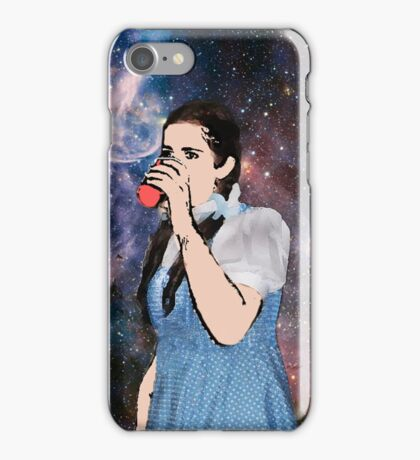 space party iPhone Case/Skin