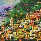Vernazza - Cinque Terre- Italy  II. by andrassyp