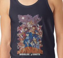 capcom and sega Tank Top