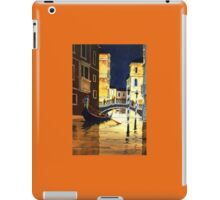 Evening Lights Venice iPad Case/Skin