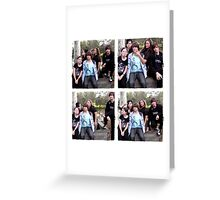 Yeah, we're a goofy bunch! ;) Greeting Card