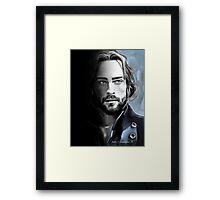 Ichabod Framed Print