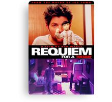 Requiem for a Tuesday Canvas Print