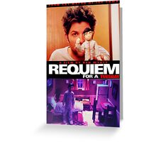 Requiem for a Tuesday Greeting Card