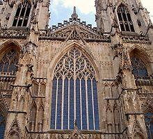 Architectural Genius - York Minster by VjayG