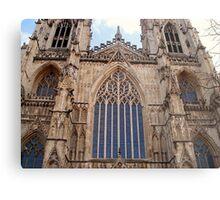 Architectural Genius - York Minster Metal Print