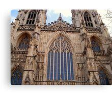 Architectural Genius - York Minster Canvas Print