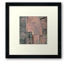 New York Series 2015 025 Framed Print