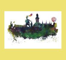 Cracow skyline Kids Tee