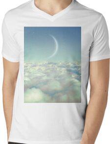 Dream Above The Clouds Mens V-Neck T-Shirt
