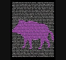 """""""The Year Of The Pig / Boar"""" Clothing T-Shirt"""