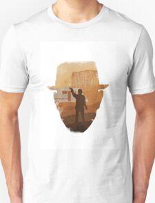 graphical breaking bad tribute T-Shirt