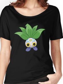 Oddish Day of the Death Women's Relaxed Fit T-Shirt