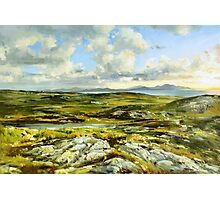 Inishowen Penninsula in County Donegal, Ireland. Photographic Print