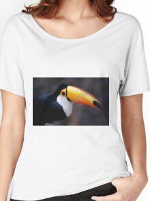 Toucan bird Women's Relaxed Fit T-Shirt