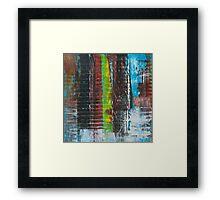 New York Series 2015 028 Framed Print