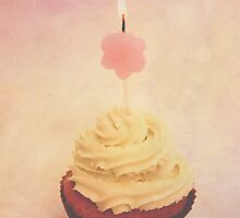 Cupcake Birthday Card  by Nicola  Pearson