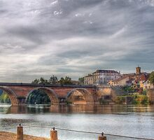The Dordogne . by Irene  Burdell