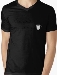 The Best Part of Waking Up... Mens V-Neck T-Shirt